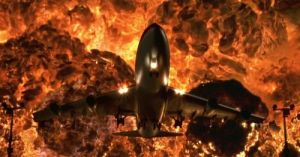 plane crash independence day