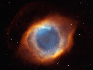 Blue Star Kachina - the eye of God