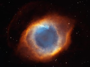 Blue Star Kachina - the eye of God