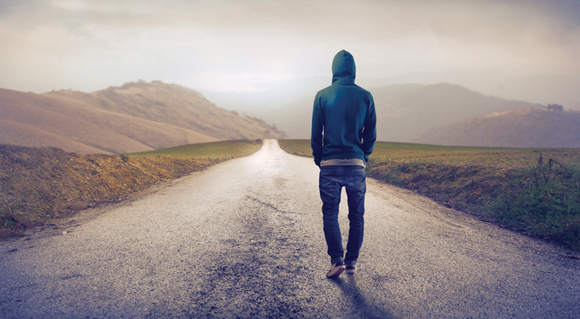 Image result for lonely road